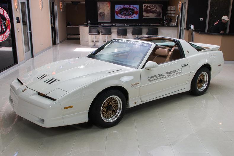 Pontiac Firebird Trans Am Anniversary Edition (1989)