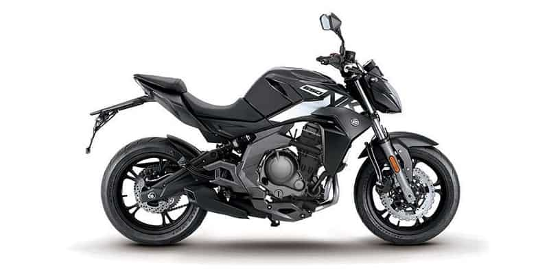 Chinese Motorcycles - CFMoto 650NK