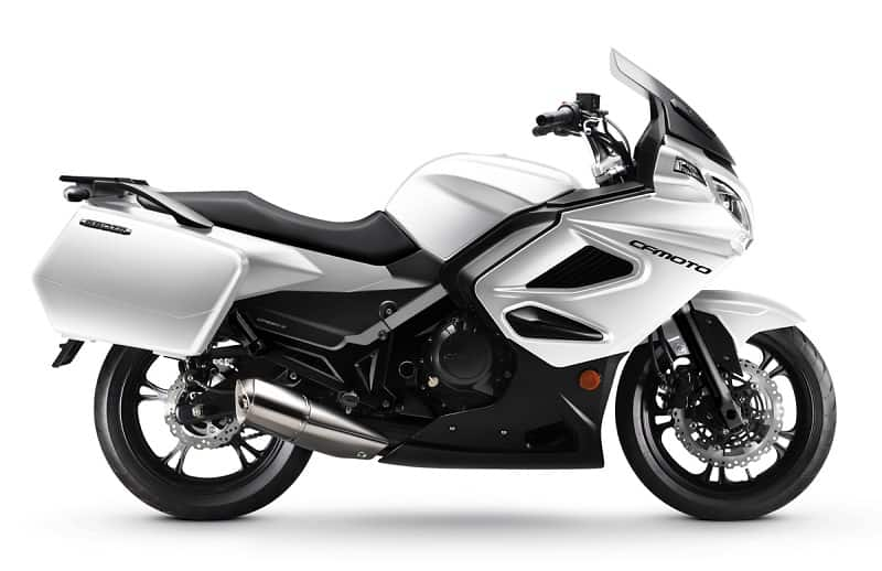 Chinese Motorcycles - CFMoto 650TK