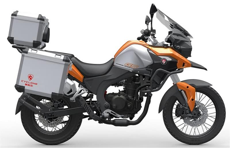 Chinese Motorcycles - Zongshen RX4
