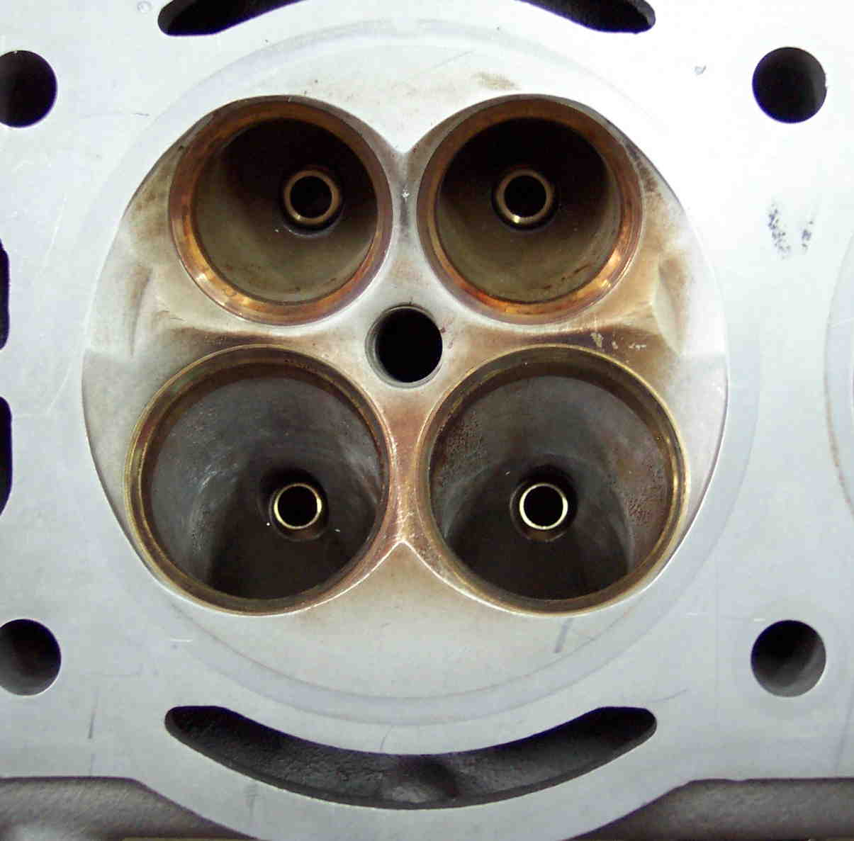 Our list of engine rebuild tips includes combustion chamber volumes.