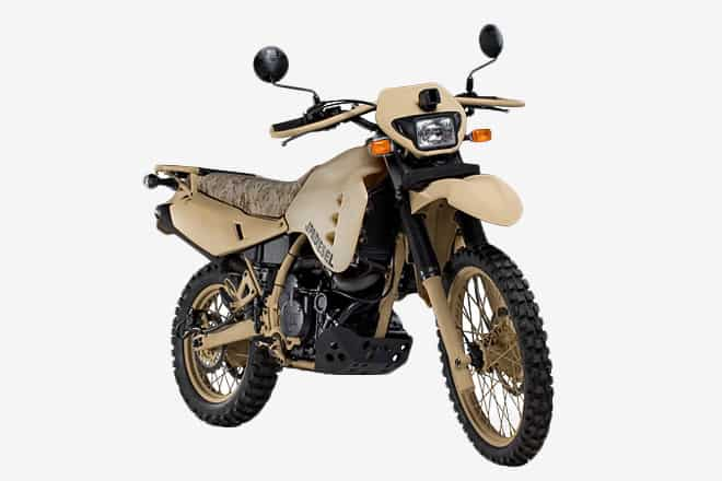 Diesel Motorcycle - Hayes M1030 Military