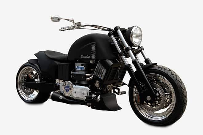 Diesel Motorcycle - Neander Turbo Diesel 1