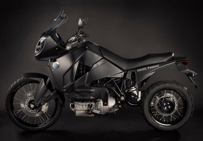 Diesel Motorcycles - Track T800CDI