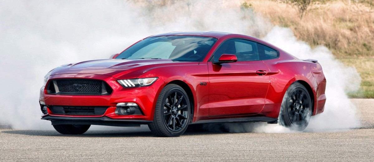 One of the fastest cars under 30K is the Ford Mustang GT