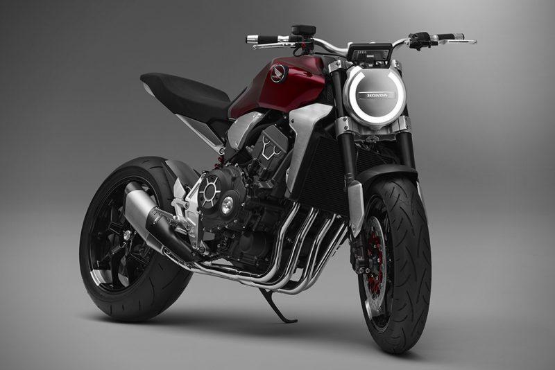Honda Neo Sports Cafe Concept 3