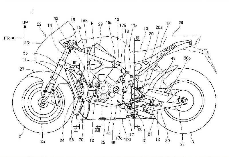 Honda RVF1000R 3
