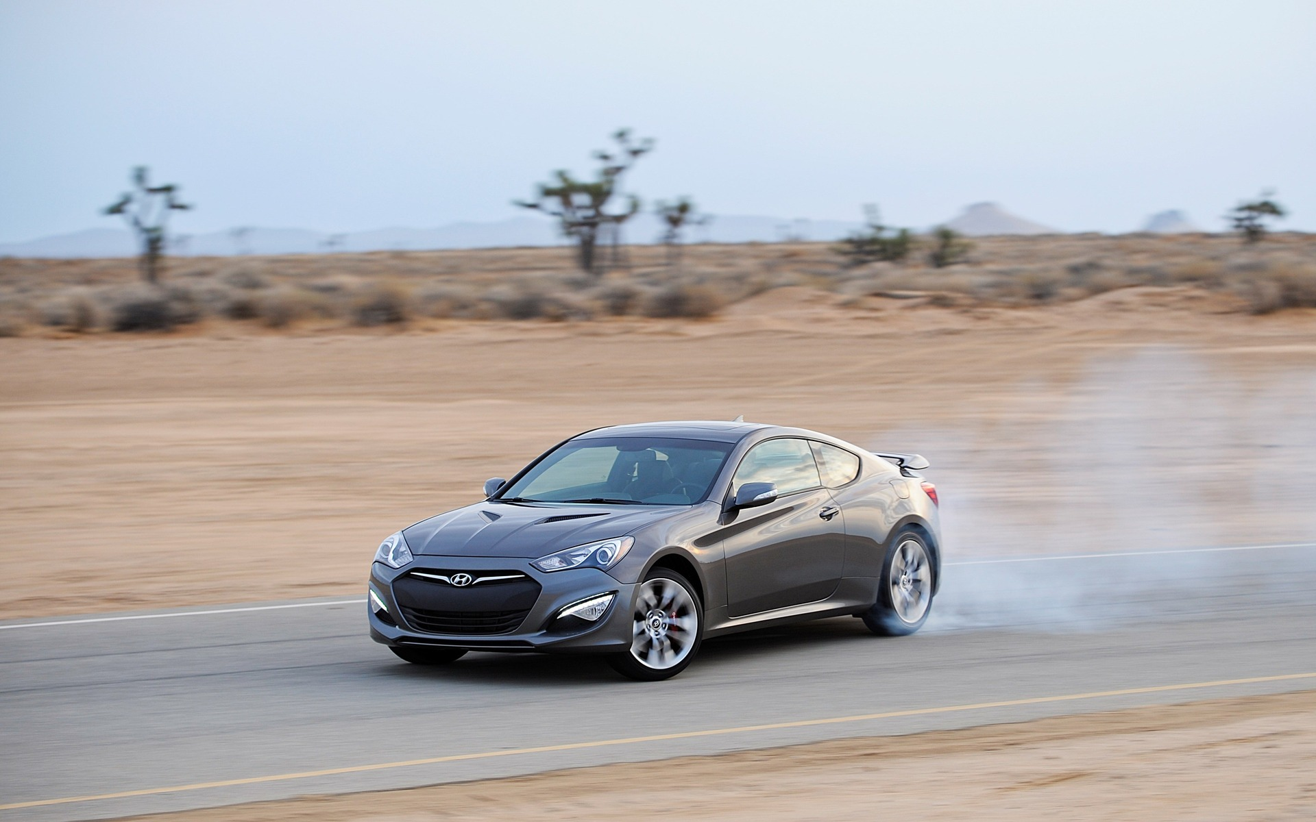 One of the fastest cars under 30K is the Hyundai Genesis 3.8 R-Spec.