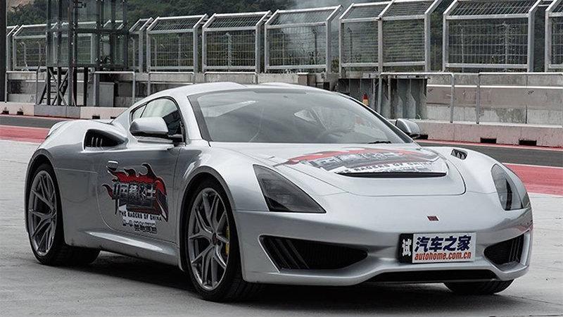 2018 Saleen S1 Sports car