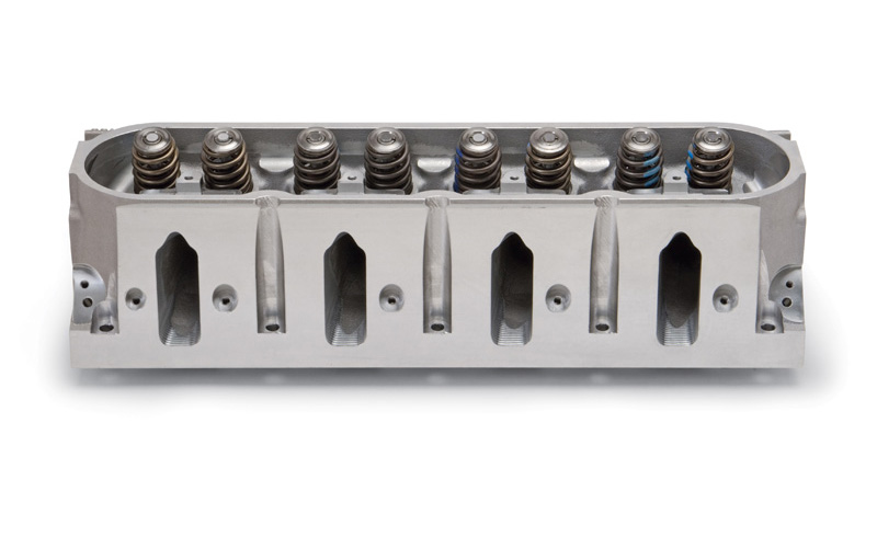 Ported cylinder heads add power to any LS1 engine.
