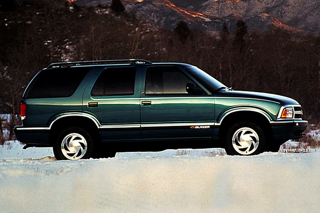 An S-10 Blazer can be a wonderful Chevy SUV on a budget.