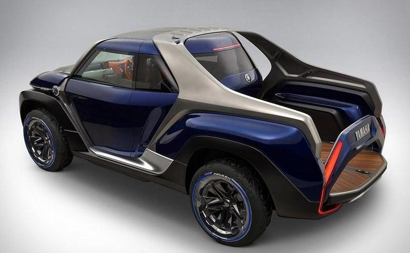 Yamaha Cross Hub Pickup Concept 1
