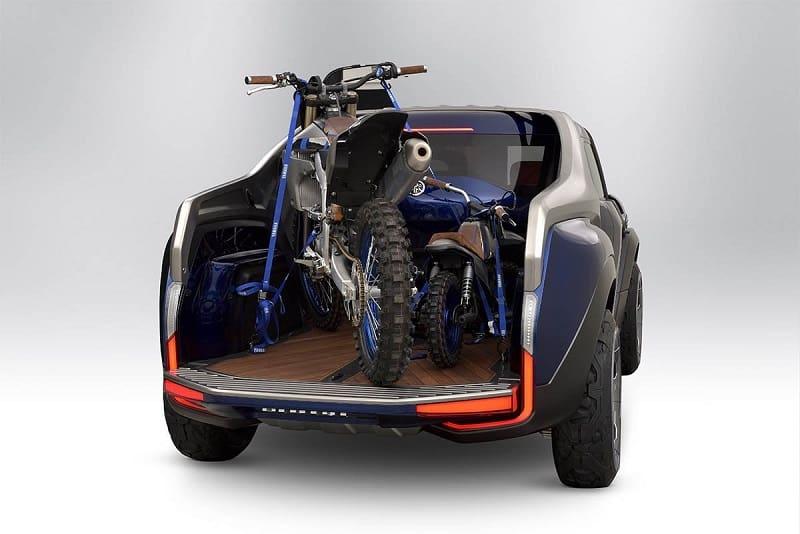 Yamaha Cross Hub Pickup Concept 2