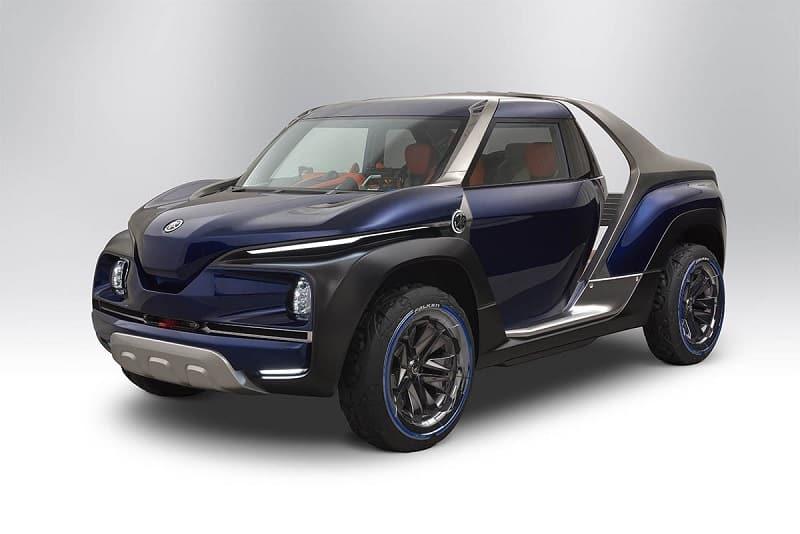 Yamaha Cross Hub Pickup Concept 3
