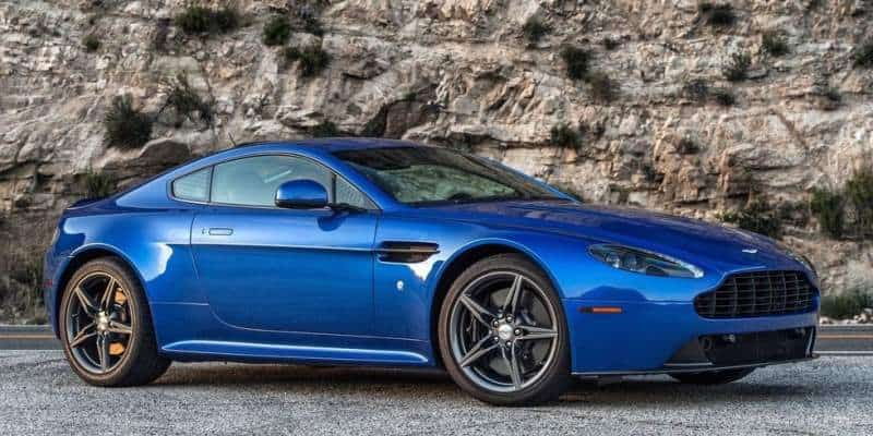 best daily driver sports car Aston Martin Vantage