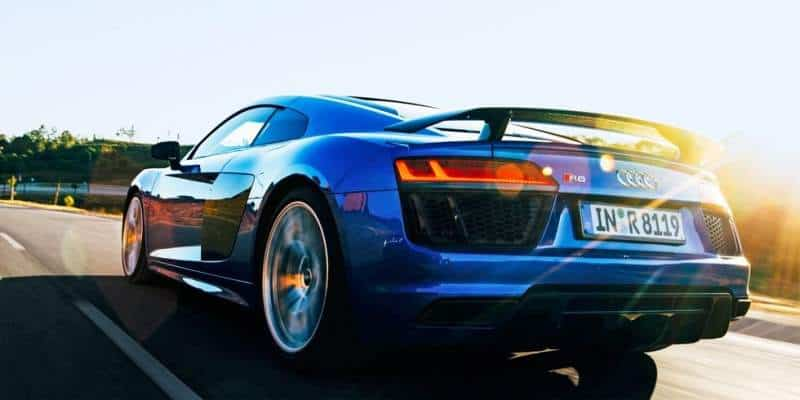best daily driver sports car Audi R8