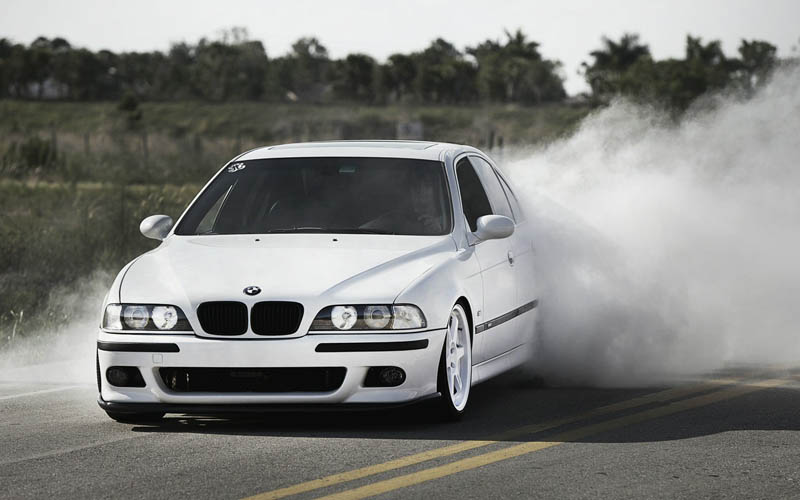 sleeper cars BMW E39 M5