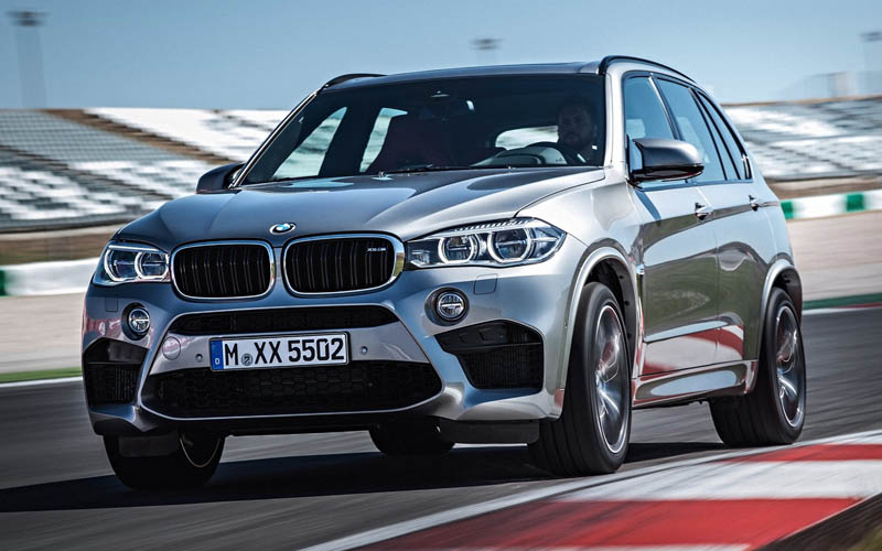 sleeper cars BMW X5 M