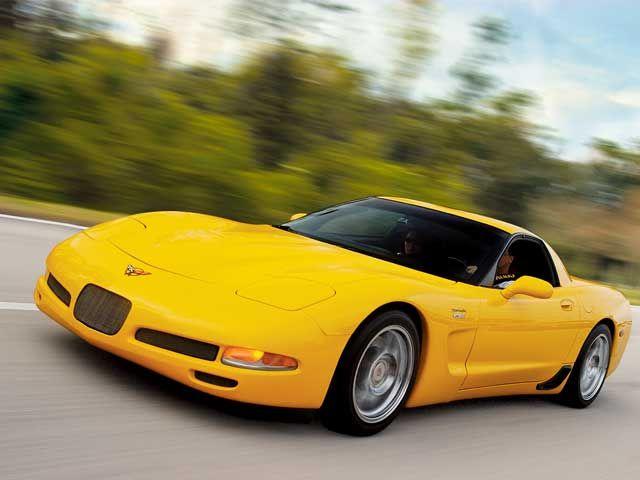 Chevy C5 Corvette (1997-2004)