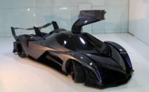 Devel Sixteen Incredible Hypercar