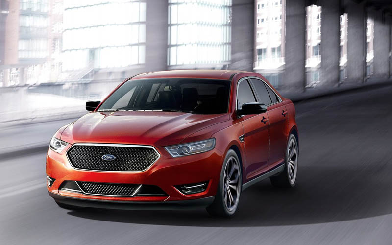 sleeper cars Ford Taurus SHO