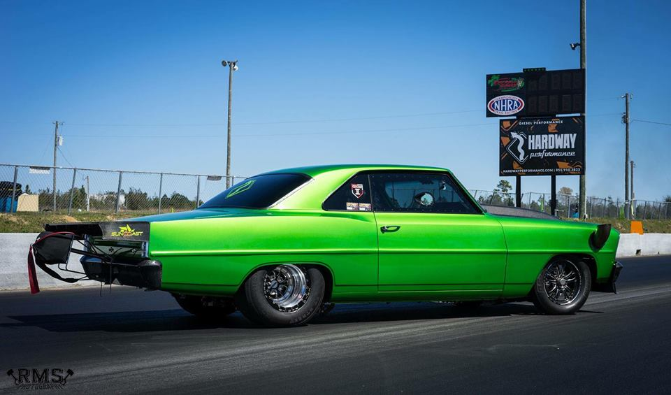 Our list of powerful diesel engine swaps includes the Green Reaper.