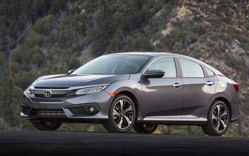 10 Best Selling Sedans of 2017 - Honda Civic