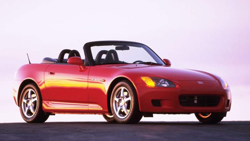 best daily driver sports car Honda S2000