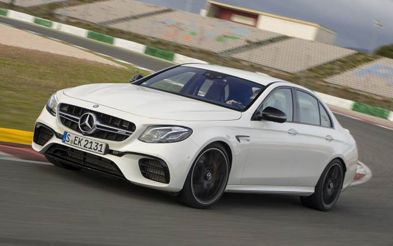 sleeper cars Mercedes-AMG E63