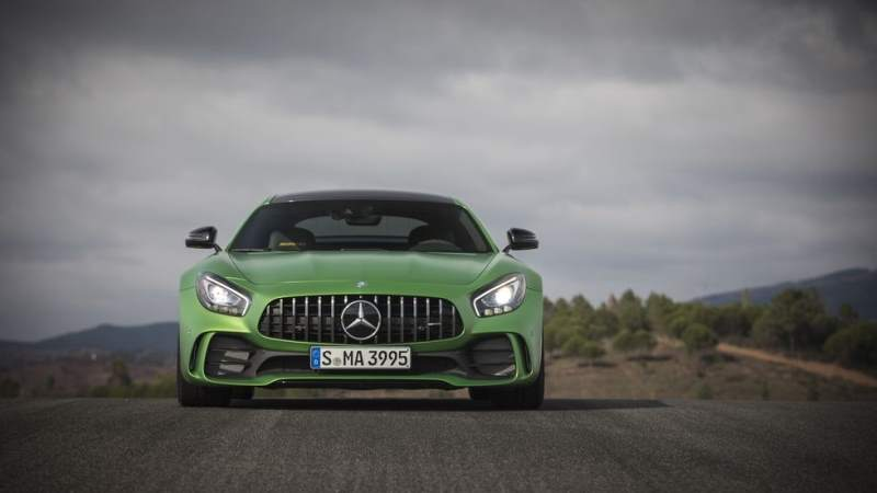 best daily driver sports car Mercedes AMG GT
