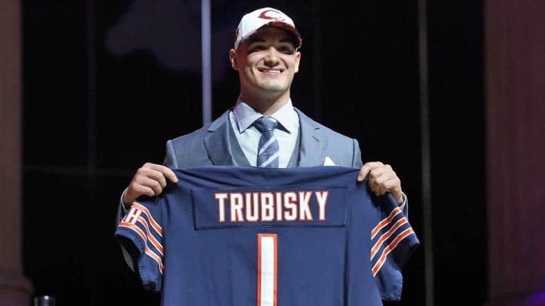 Mitchell Trubisky