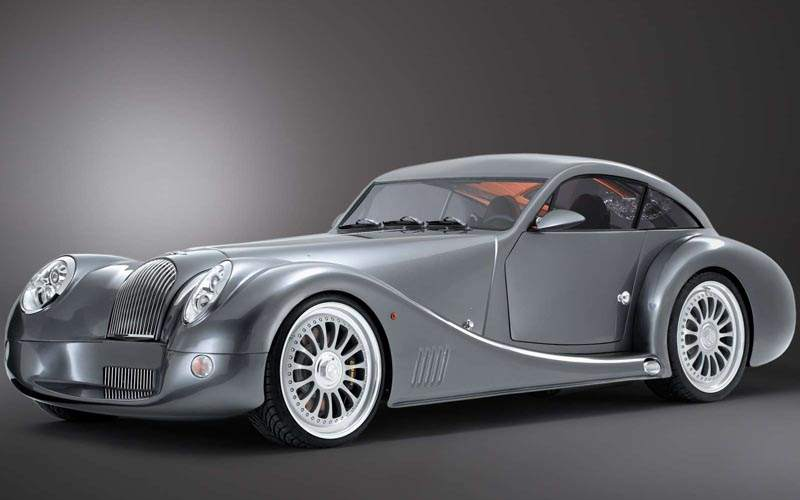 20 Coolest low volume supercars Morgan Aeromax
