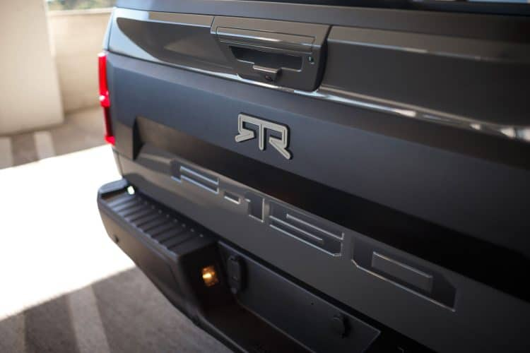 Ford F-150 RTR Tailgate