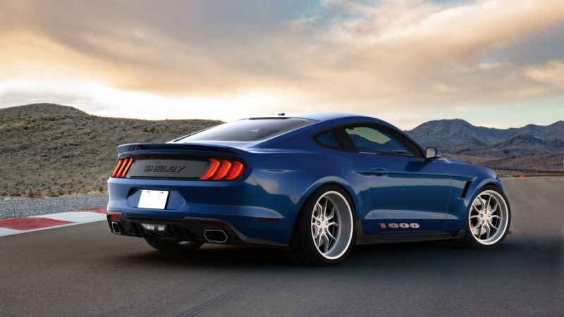Shelby 1000 Rear