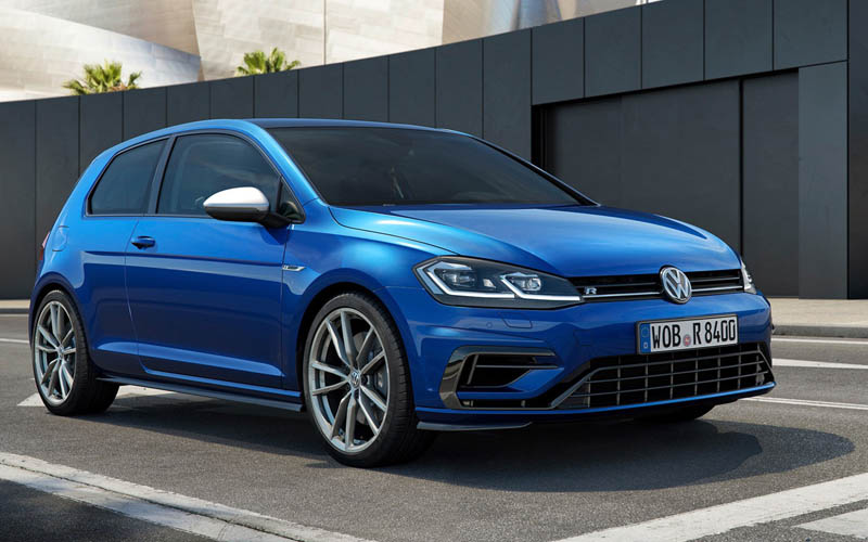 sleeper cars Volkswagen Golf R