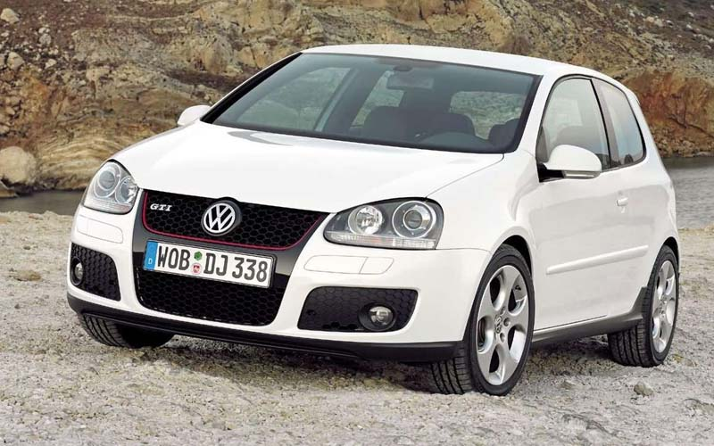 Volkswagen GolfGTI - First Cars
