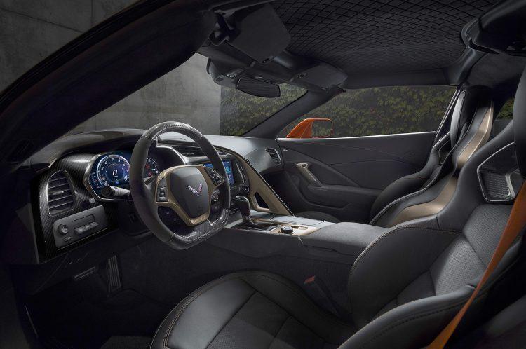 2019 Chevy ZR1 Sebring Interior 2