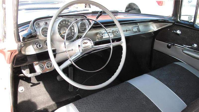 Chevrolet Bel Air Interior