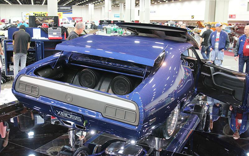 1976 Ford Falcon XB XBoss