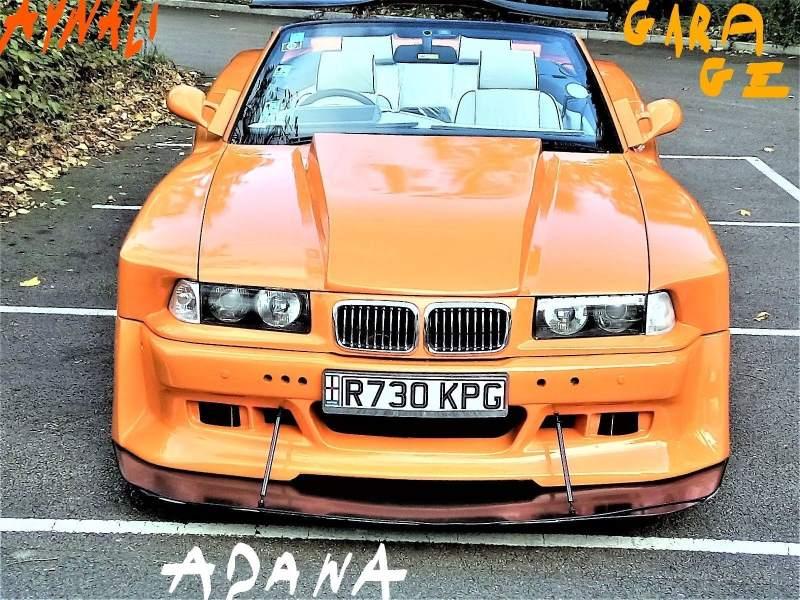 1998 BMW M3 E36 widebody