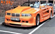 1998 BMW M3 E36 wide-body