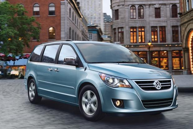 The worst used minivans are VW Routans.