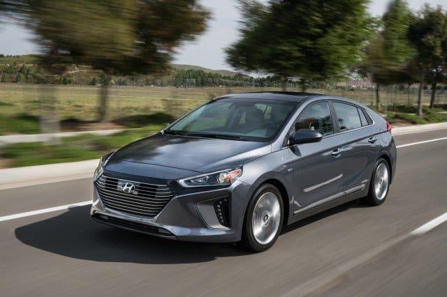 2018 Hybrid Cars - 2018 Hyundai Ioniq