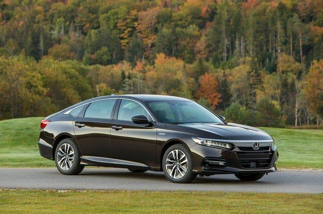 2018 Hybrid Cars - Honda Accord Hybrid
