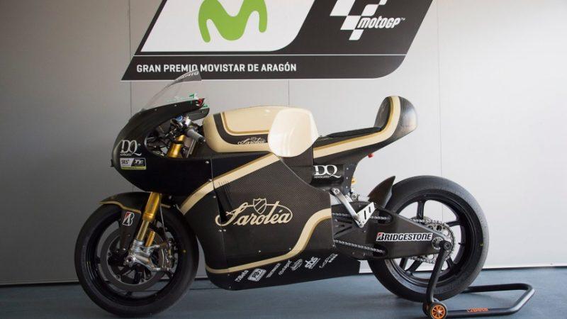 Sarolea Motorcycle - Sarolea Manx7 2