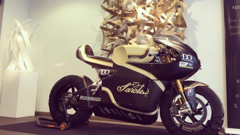 Sarolea Motorcycle - Sarolea Manx7 1