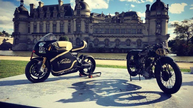 Sarolea Motorcycle - Sarolea Manx7 3