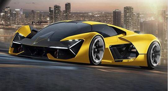 2019 Lamborghini Terzo Millennio Motavera Com