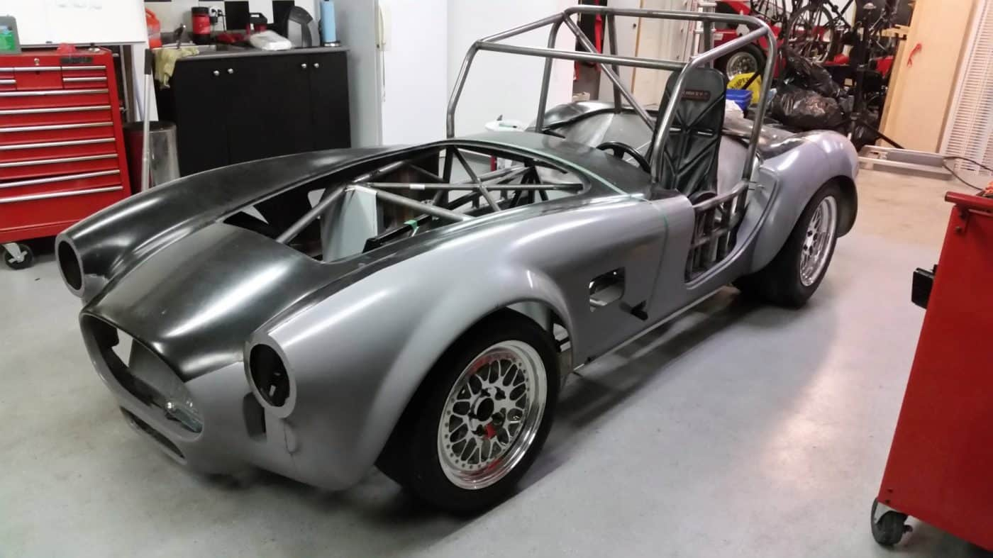 AC Cobra Shell