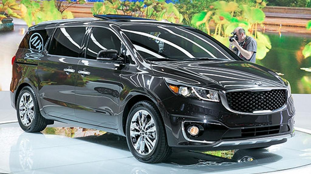 Kia Sedona make great used minivans for your family.